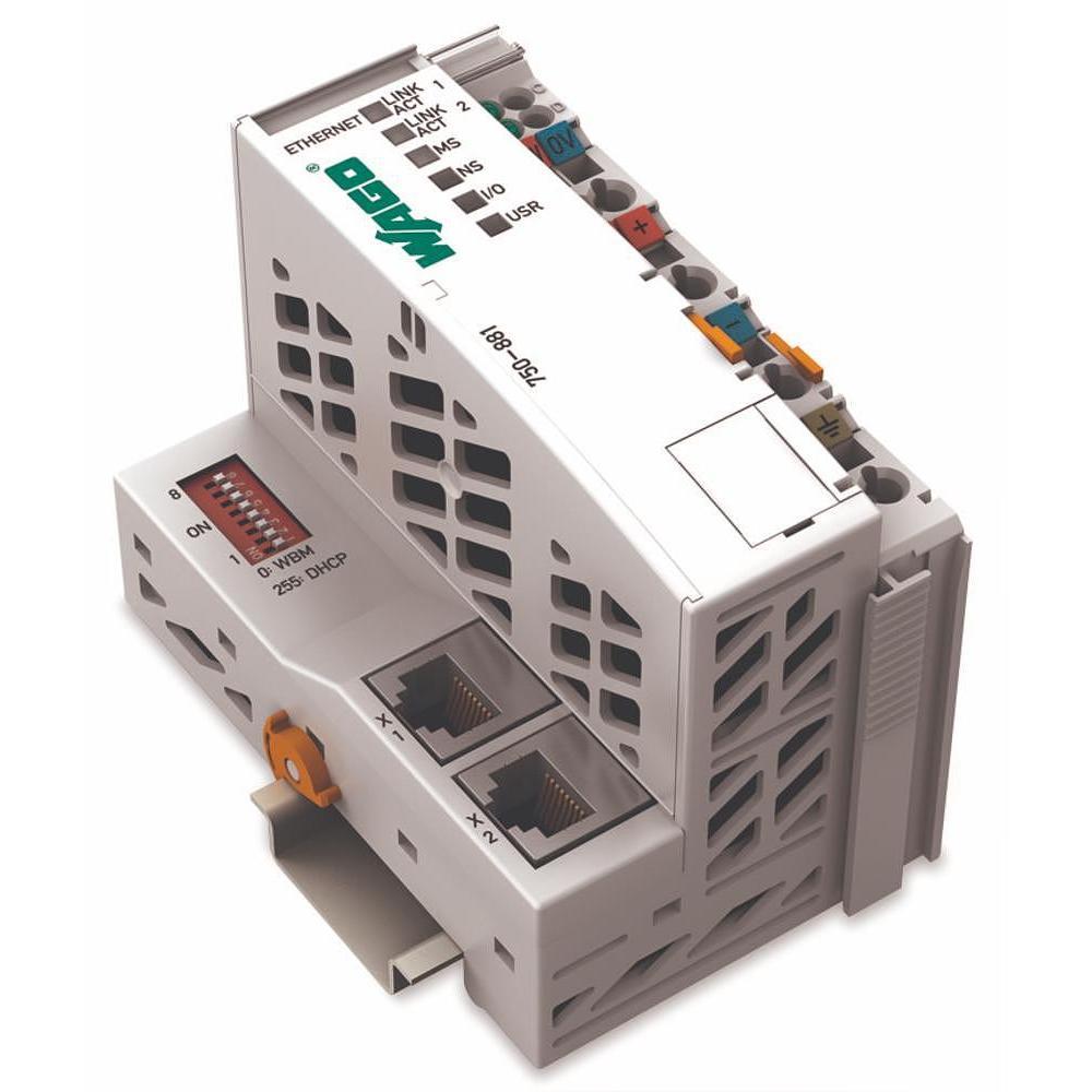 WAGO Ethernet Kontrolör