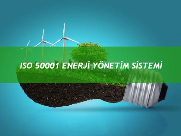 ISO 50001 fabrikalarda nasıl uygulanır.