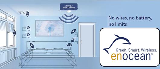 Enocean Sensör