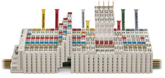 WAGO 750 Modüler Sistem
